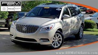 Used 2015 Buick Enclave Premium ATLANTA, GA K9421A SOLD!
