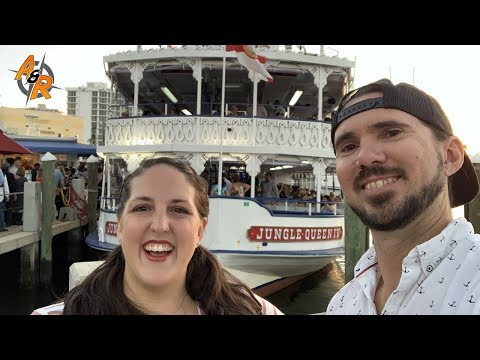 Jungle Queen Riverboat Dinner Cruise Review