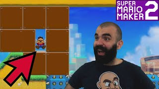 Trolled Hard - Mario Maker 2: No Skip Endless Super Expert #27