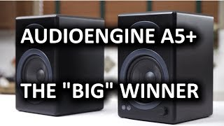 Video Audioengine A5+ Powered Desktop Speakers download MP3, 3GP, MP4, WEBM, AVI, FLV Mei 2018