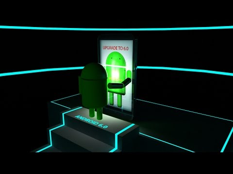 How I Model The Android Upgrade 6.0 Concept In Maya - By PCW
