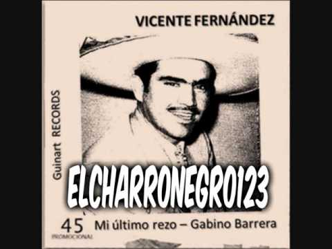 Vicente Fernadez-Primera Grabacion  (1964)