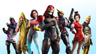 FORTNITE SEASON 9 BATTLE PASS NEW! ALL TIERS ALL MAP CHANGES!!!!!!!!!!!!!!!