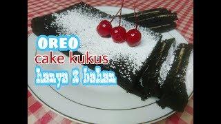 CAKE OREO - hanya 3 bahan