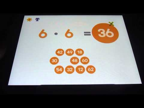Review: Das kleine 1x1 (iPad) by appgefahren.de