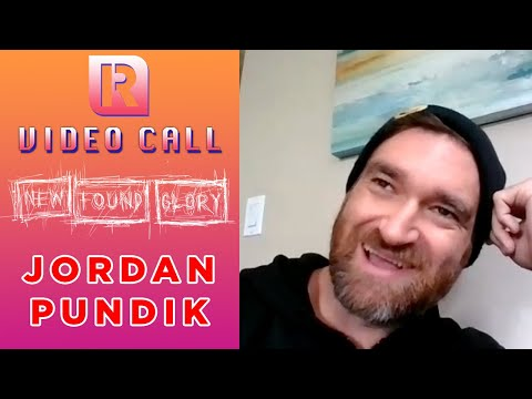 New Found Glory's Jordan Pundik On New Album 'Forever + Ever x Infinity' - Video Call With 'Rocksound'