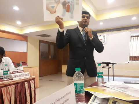 Intro to Pranic Healing in Kannada at BNI Mysore region