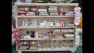 Miniature Sewing Room - Finished - Part 5 - jennings644