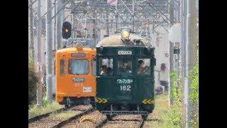 【阪堺電気軌道】 大阪府唯一の路面電車