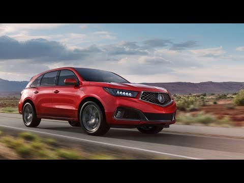 Acura MDX 2019 Review