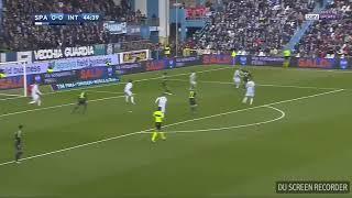 SPAL - INTER 1-1 ALL GOALS & AMPIA SINTESI