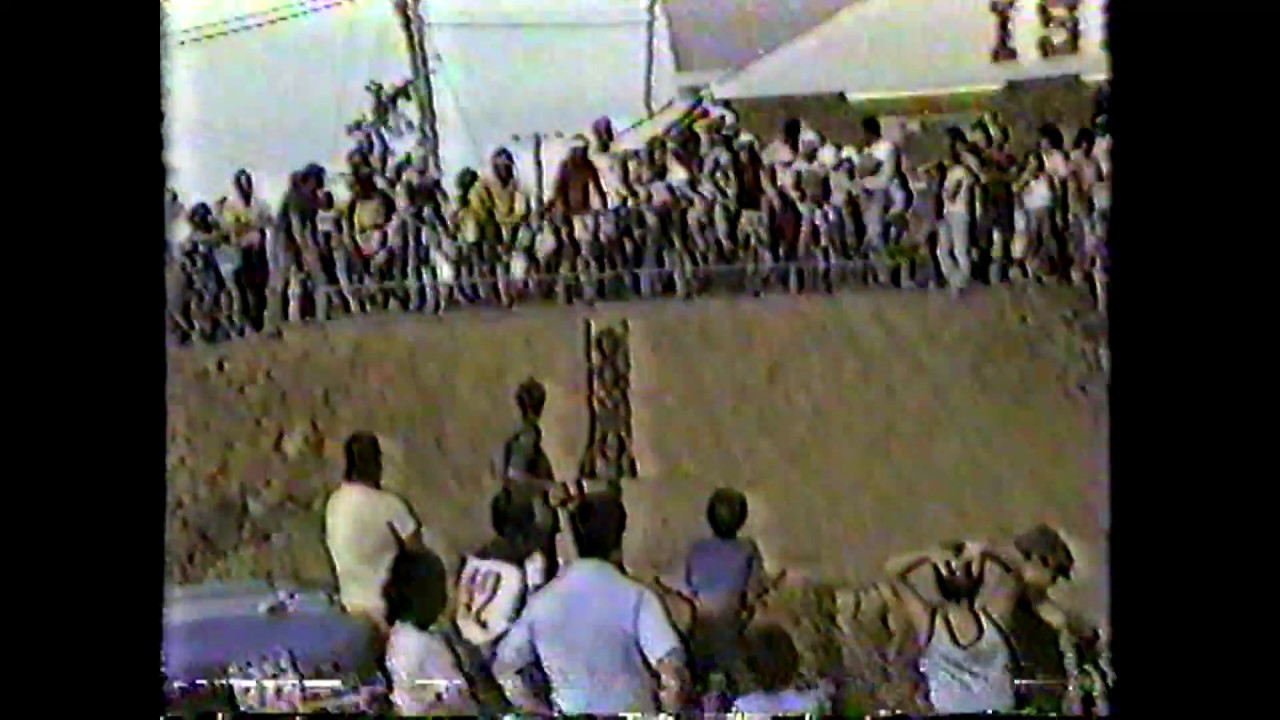 Champlain BMX Bike Races  July, 1983