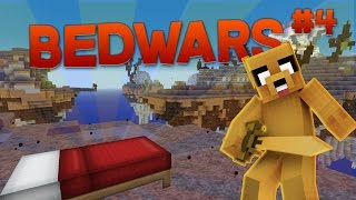 ¿DEMASIADO FÁCIL? :V | BED WARS HYPIXEL #4 (Egg Wars Competitivo)