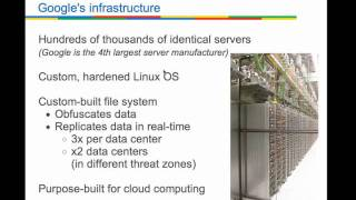 Security and Discovery Webinar - Google Apps