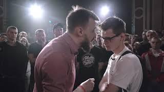 VERSUS X #SLOVOSPB: ХХОС VS VS94SKI (teaser)