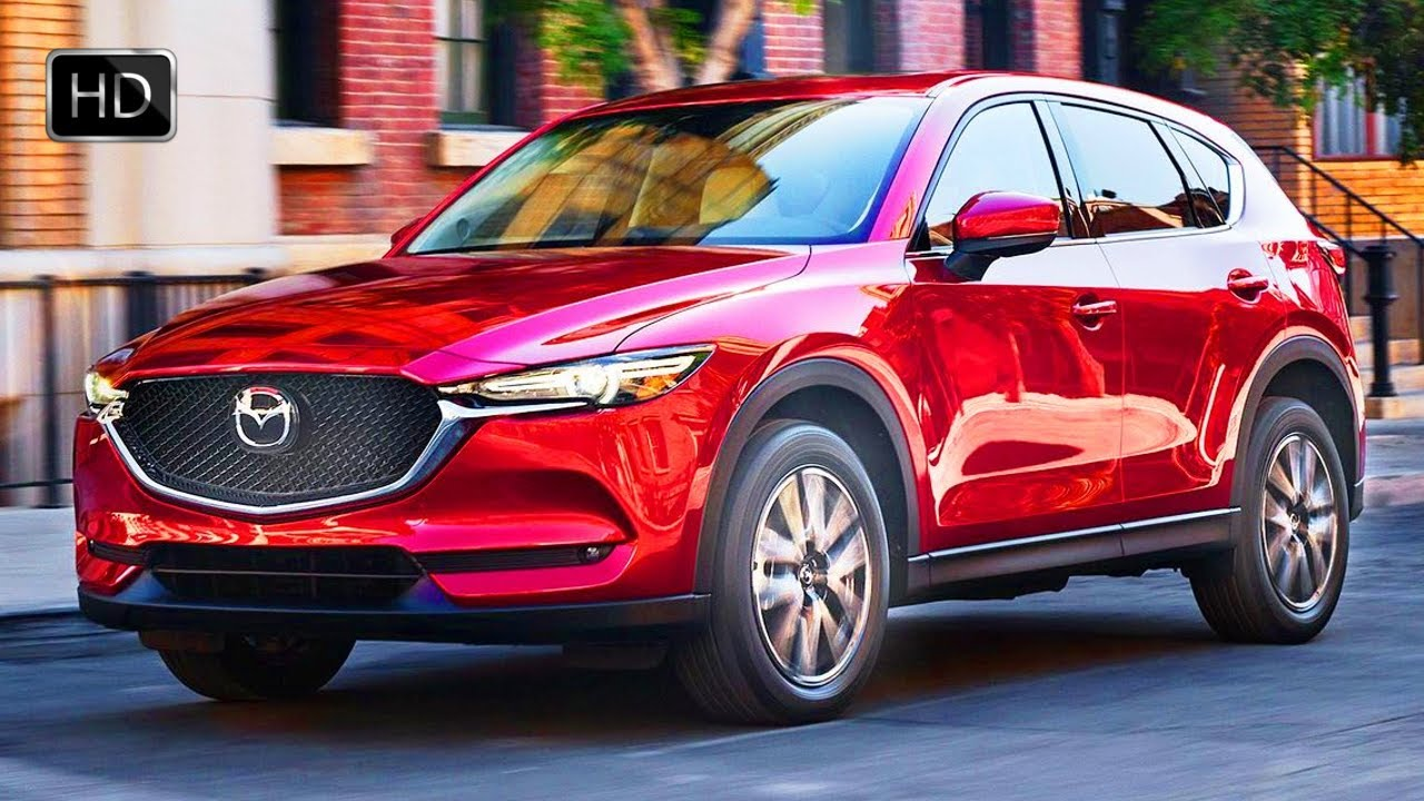 2017 Mazda CX-5 AWD SUV with Skyactiv-D 2.2 Turbo Engine (EU Version ...