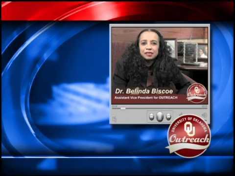 "University of Oklahoma OU Outreach ""KFOR Education Expert"""