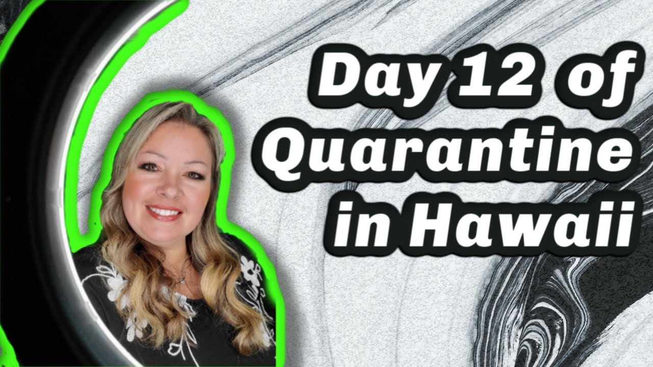 Day 12 of Quarantine in Oahu, Hawaii | Vlog
