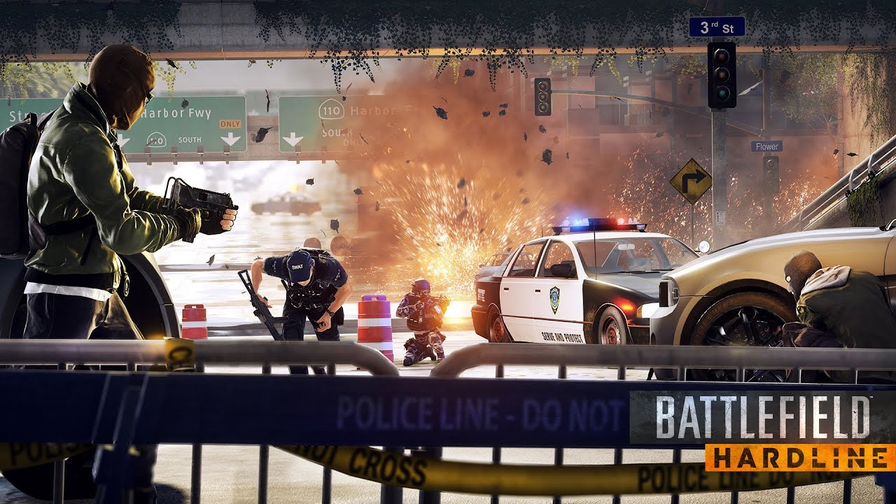Battlefield Hardline single-player review – police action