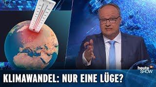 """AfD-Forscher: """"Der Klimawandel ist eine dreckige Lüge"""""""