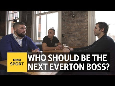 Ancelotti, Giggs or Dyche at Everton? Three Toffees debate next manager - BBC Sport