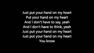 Olly Murs - Hand On Heart (Lyrics)