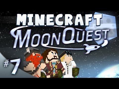Minecraft Galacticraft - MoonQuest Episode 7 - Cheese Sheep