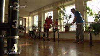 How Nasal Cells Helped a Paralyzed Man Walk Again