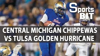 Miami Beach Bowl: CMU vs Tulsa | Sports BIT | College Football Picks & Preview