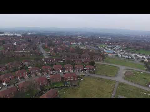 Rochdale -Kirkholt Dronem 2018