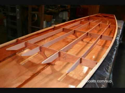 Building The Chesapeake Light Craft Kaholo Stand Up Paddleboard Part 2