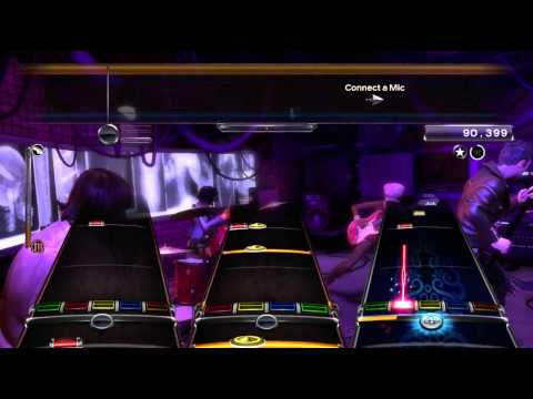 Rock Band - Gold On The Ceiling - The Black Keys (Custom Song)