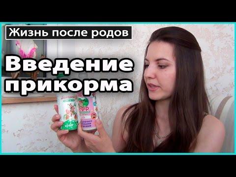 🍼 ВВЕДЕНИЕ ПРИКОРМА | Первый прикорм, таблица прикорма по месяцам, режим питания 💜 LilyBoiko