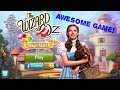 The Wizard of Oz Magic Match 3 is an AWESOME game!