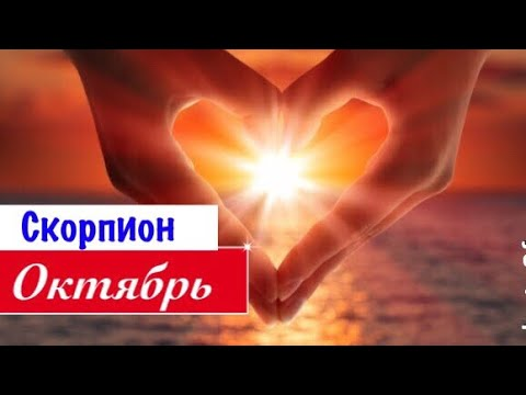 Скорпион _ отношения Октябрь 2019 _ таро прогноз