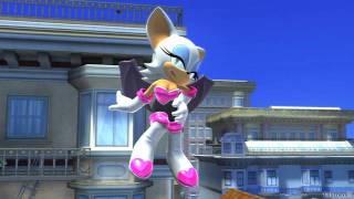 Sonic Generations PS3 - [Part 12 ~ All City Escape Challenges - S Ranks]