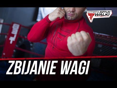 DIETA FIGHTERA: ZBIJANIE WAGI - Jakub Mauricz #2 (Strefa Sztuk Walki)