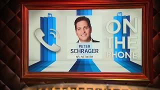 NFL Network's Peter Schrager Talks NFL OTA's & More | Full Interview | 6/9/17
