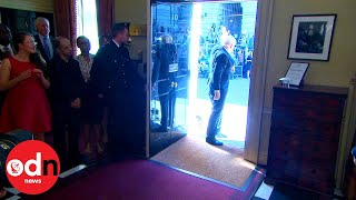 Inside Downing Street: Boris Johnson Welcomed as New UK Prime Minister at Number 10
