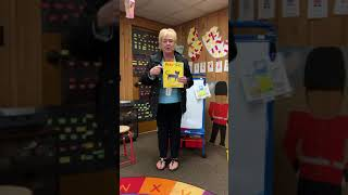 Mrs. Boyles & Pete The Cat