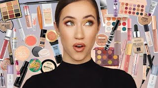 One of Allie Glines's most viewed videos: The Best Drugstore Makeup of 2018
