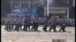 polisi cilik dermayu indramayu di pentas polda banten