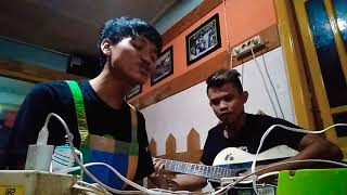 Cover GUYONWATON KARMA by Dicky ft Luhur