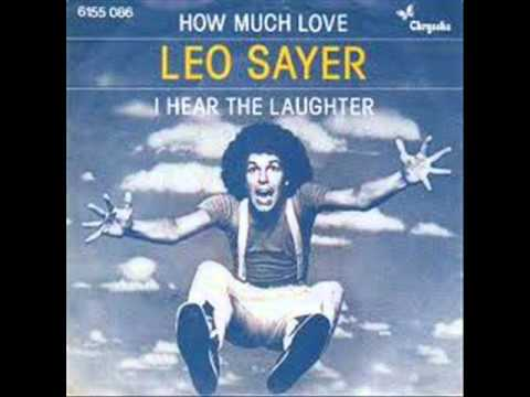 Leo Sayer - How Much Love Mp3