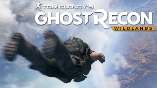 Ghost Recon Wildlands - No Restrictions, War on Drugs, & More!