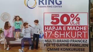 "Ora News - &quotLa Halle"" mberrin ne RING, dyqani me i ri francez ofron veshje per te ..."
