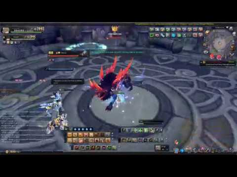 Aura Kingdom Ronin Shattered Netherworld Hell (+20 90)