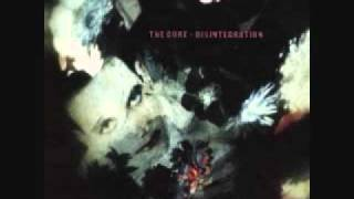 The Cure- Lullaby(studio rough)