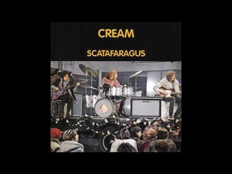 Cream - Scatafaragus (1968) - Bootleg Album (Live)