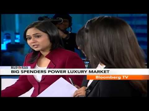 In Business - Big Spenders Power Indian Luxury Market